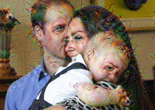 Deep Dream es un algoritmo de procesamiento de imágenes creado por Google, que se basa en la enseñanza a sus computadoras en cuanto a la forma de ver, entender y apreciar nuestro mundo. Además, el algoritmo está formado por una red neuronal artificial, que fue entrenada mostrandole millones de imágenes como ejemplo, para así ajustar poco a poco los parámetros de la red neuronal hasta obtener la identificación de la imagen y clasificarla de la manera adecuada.